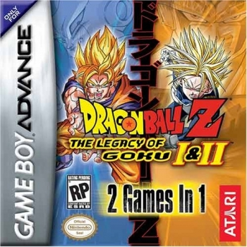 Dragon Ball Z - The Legacy of Goku I & II