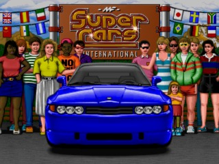Supercars International ( DOS )