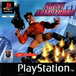 """Agent Armstrong """"Playstation"""""""