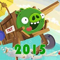 Bad Piggies Online!