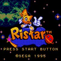 Ristar - The Shooting Star