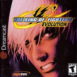 The King of Fighters: Evolution