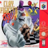 Clay Fighter 63 1-3