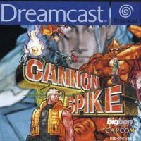 Cannon Spike (DC)