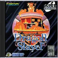 Dragon Slayer - The Legend of Heroes