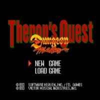 Dungeon Master - Theron's Quest