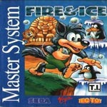 Fire y Ice Sega MS