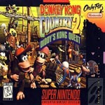 Donkey Kong Country 2-Diddys Kong Quest