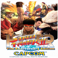 Hyper Street Fighter 2 : The Anniversary