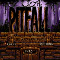 Pitfall - The Mayan Adventure Sega 32x