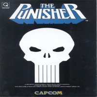 Punisher, The  Capcom CPS 1
