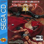 Shadow of the Beast II Sega CD