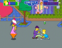 The Simpsons Games (mame)