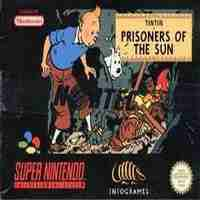 Adventures of Tintin - Prisoners of the Sun