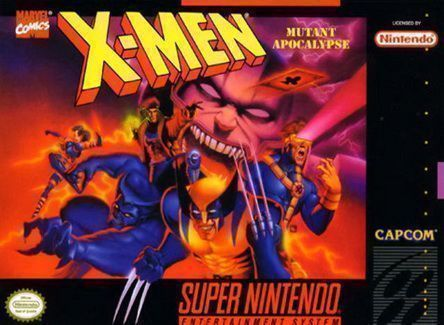 X-Men - Mutant Apocalypse | super nes